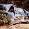 1977-07 - Totalled van - The other car - Petersburg, VA