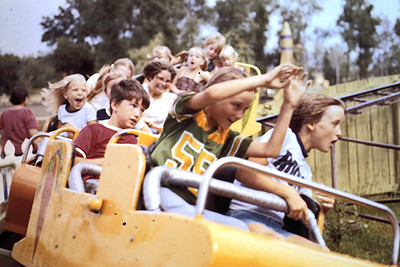 1977 - Valley Fair - Jeff making the turn