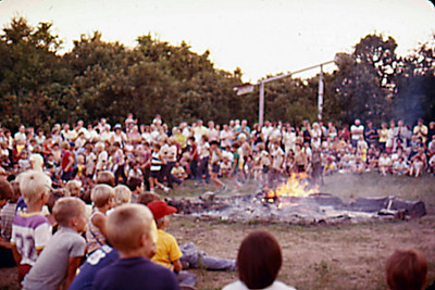 1976-06 - Cub scout day camp