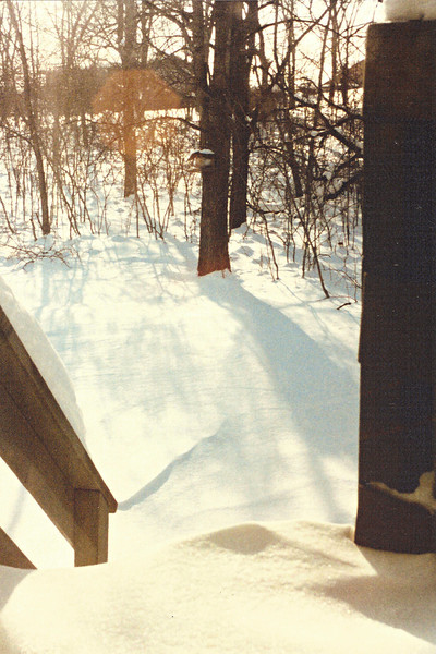 197x - Snow on deck