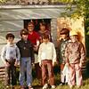 1977-06 - Cub scouts - Chris & Dan Cullen, Brad & Daneen Enger, John Florentino, Brian Tuttle, Randy & Jeff