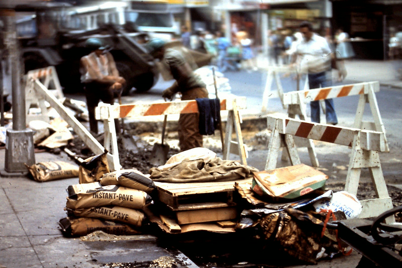 NYC Street repair