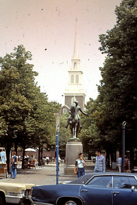 Old North Church Boston, MA