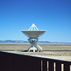 White Sands NM tracking radar