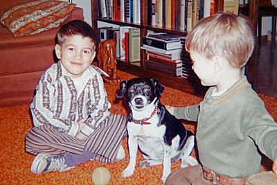 1970-12 - Randy, George & Jeff