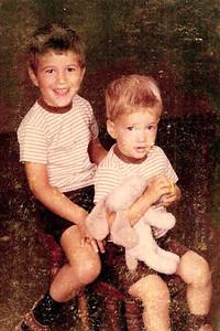 1971-12- Randy & Jeff