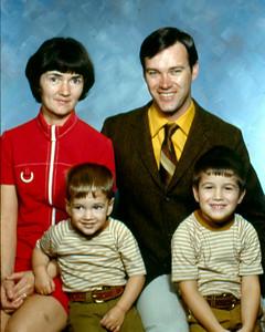 1971- Jo, Jeff, Dwaine, Randy