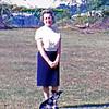1964-10 - OpalBeatty & George - 2515 Ivey Rd - back yard