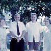1968-08 - Opal, Clarence, John and Eda Beatty