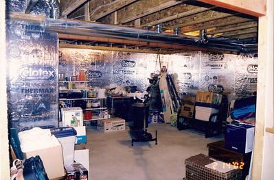 Lower level - entertainment room