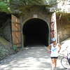 Tunnel 1 on Elroy-Sparta trail