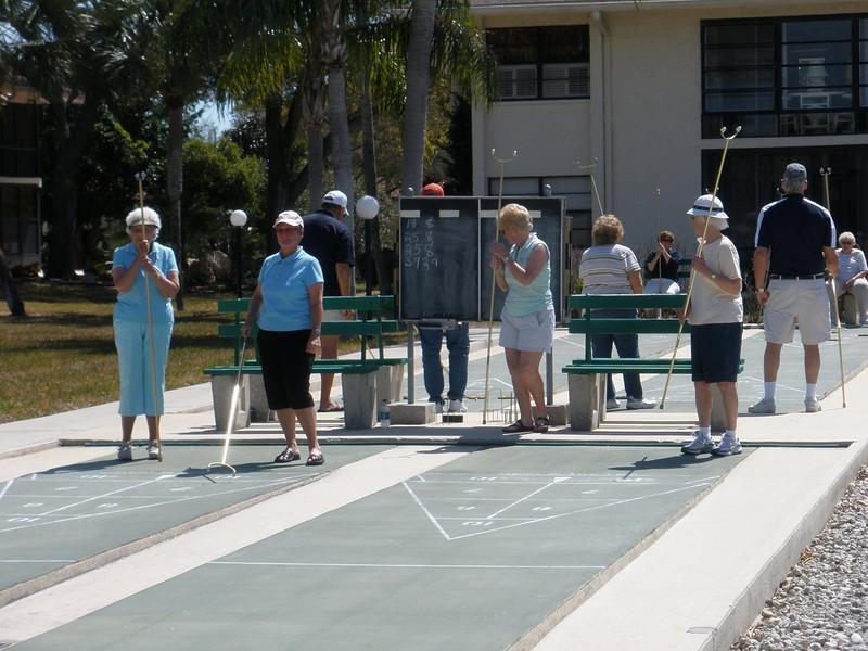 2010 Shuffleboard tournament