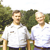 1988-07 - Stop with Dad on Military Assistance Visit to Reserve Units