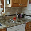 After - Kitchen Sink area