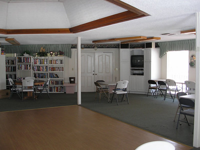 Community Room interior