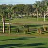 11th green of Largo Golf Club - from our FL room