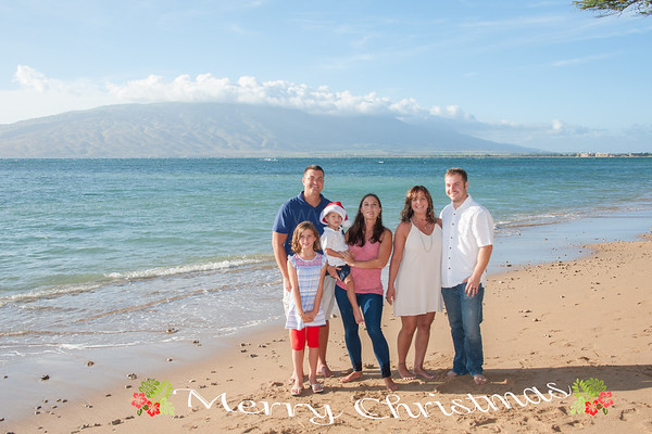 Dwyer Family Holiday Special Portrait