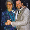 Mom and Steve at Donna and Kip's Wedding
