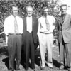 1953 Wayne Drewett, James Drewett, Harvey Reynolds, Otis Howard