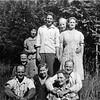 Clara Savlick, Earl Carson, Howard Carson, Jack Carson, Jack Savlick, Marguerite Carson, Myrtle Carson