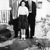 John, Bob and Jean Reynolds, Christmas 1959 in Omaha
