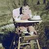 John James Reynolds 1 year 1943 Buffalo Ranch Yellowstone