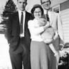 New Years Day 1960, John-17-150 lb, Bob-14 1/2- 150 lb, Lois Jean-12-94 lb, Tom cat 3 - 12 lb, Omaha Nebraska