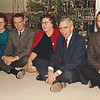 Reynolds Family Christmas 1965, Jeanie, Bob, Lois, Harvey, John