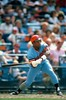 BALTIMORE, MD - CIRCA 1984: Outfielder Kirby Puckett #34 of the Minnesota Twins bats against the Baltimore Orioles during a Major League Baseball game circa 1984 at Memorial Stadium in Baltimore, Maryland. Puckett played for the Twins  from 1984-95. (Photo by Focus on Sport/Getty Images)