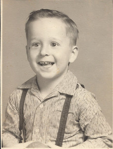 John David at 3 years old