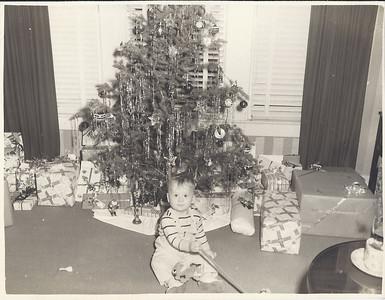 John David - Christmas 1951