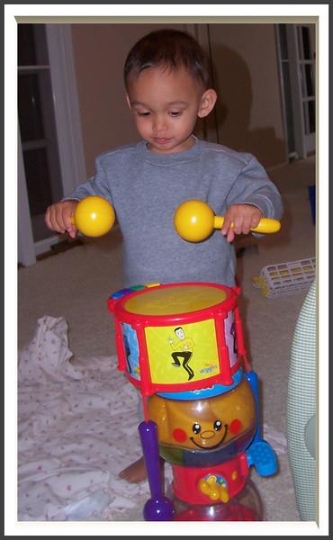 Drumming (71752110)