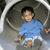 Down the slide at the park (88957052)
