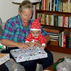 Helping Granny Open Presents (53960222)