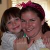 Francesca with Aunt Elizabeth