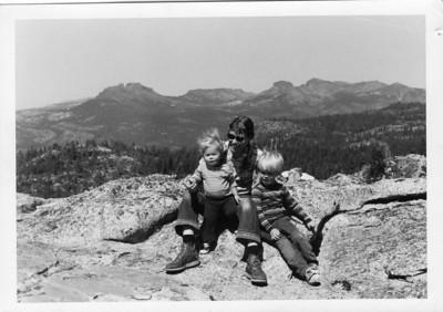 September 1973 in the Sierras