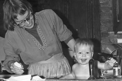 7 months old, Jan 1970.