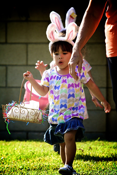 Early Easter 2014