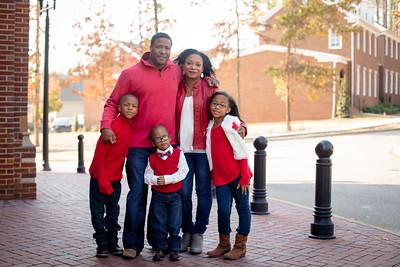 Eason Family Portraits 2016
