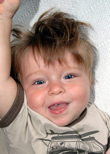 Luca laughing-July 09_2648