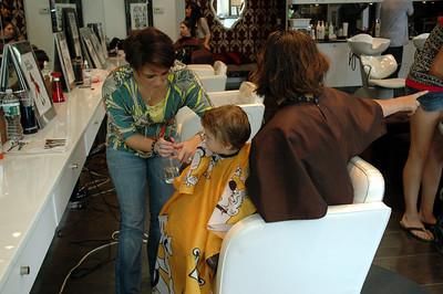 Luca's haircut-July 09_2663