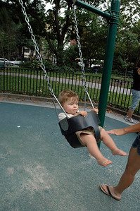 Luca on the swing-July 09_2676