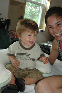 Luca & Allison laughing-July 09_2658