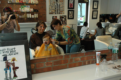 Shooting Luca's haircut-July 09_2669