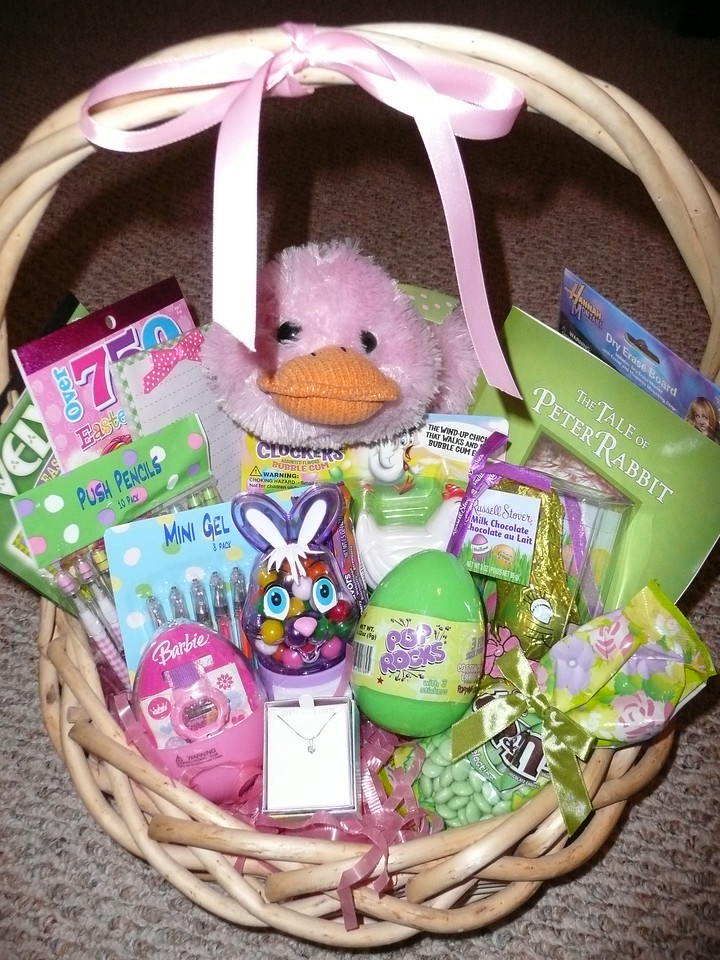 The Easter Bunny was good this year.