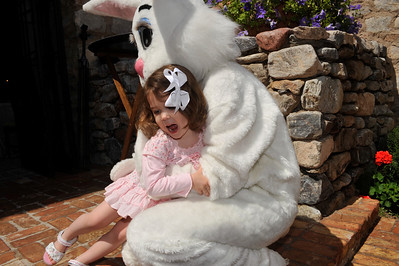 I love the Easter Bunny!