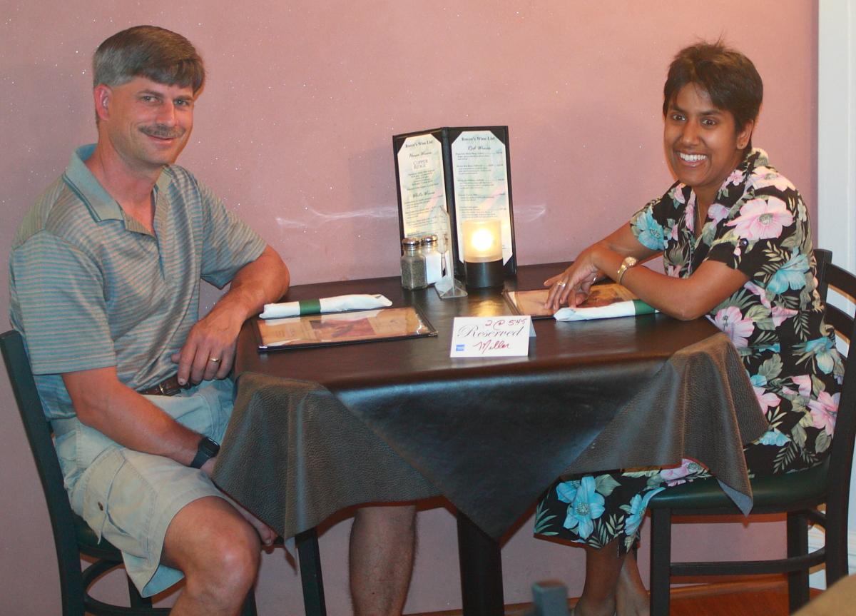 Rocco's Cafe. Crystal River, Florida
