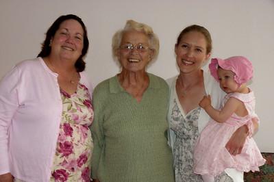 Four Generations MP, Pat, Ari, and Cambria