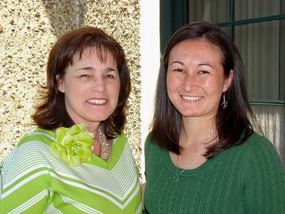 Mary Mulvihill Maupin & Christine Maupin