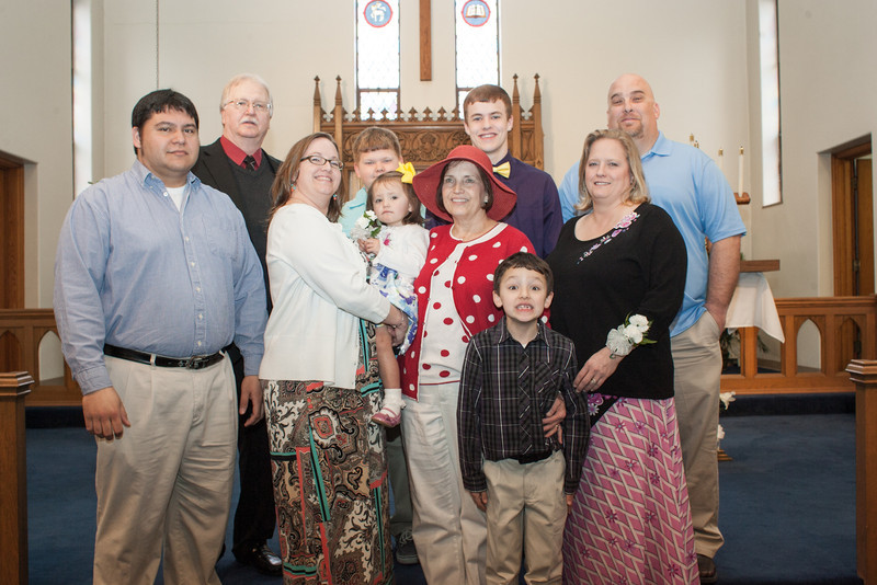 Easter 2013-2